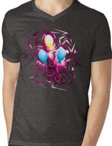 Pinkie Pie's Cutiemark Shards Mens V-Neck T-Shirt