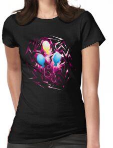 Pinkie Pie's Cutiemark Shards Womens Fitted T-Shirt