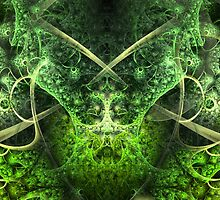 Green Man by Bunny Clarke