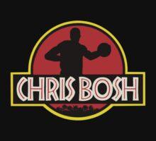 Chrisosaurus-Bosh by Eric Cormier