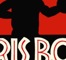 Chrisosaurus-Bosh Sticker