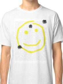 Smile for me Sherlock? Classic T-Shirt