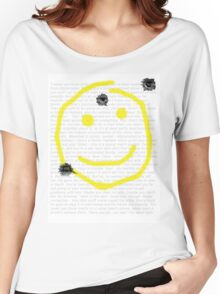 Smile for me Sherlock? Women's Relaxed Fit T-Shirt