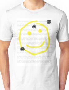 Smile for me Sherlock? Unisex T-Shirt