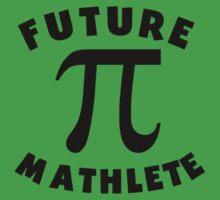 Future Mathlete One Piece - Short Sleeve