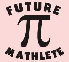 Future Mathlete Baby Tee