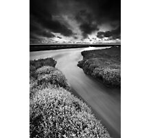 Personal Dawn BW Photographic Print