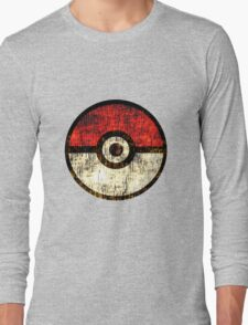 Pokéball Long Sleeve T-Shirt