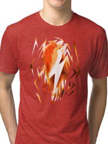 Spitfire Cutiemark Shards Tri-blend T-Shirt