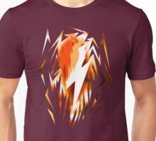 Spitfire Cutiemark Shards Unisex T-Shirt