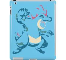 Feraligatr (Tribal) iPad Case/Skin