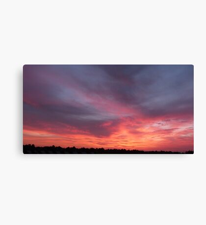 Nature  sky Canvas Print