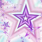 Star Burst Dreams  by Beatriz  Cruz