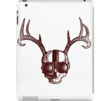 The Good Doctor is a Cannibal iPad Case/Skin