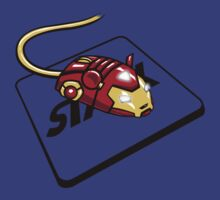 Iron Mouse Mark VI by Justin Lewis