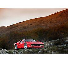 Ferrari 288 GTO 1985 Photographic Print