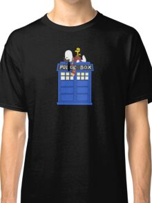 Daydreaming Doctor Classic T-Shirt