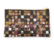 Cats galore - for duvet, scarves, drawstring bags, Pouches, Laptop Skins & Sleeves  Studio Pouch