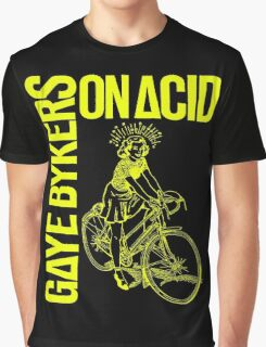 GAYE BYKERS ON ACID Graphic T-Shirt