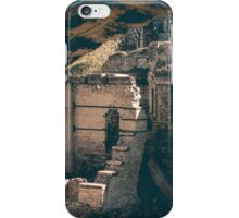 Mill City Ruins iPhone Case/Skin