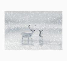 Winter Reindeer Kids Clothes