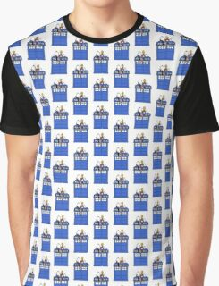 Daydreaming Doctor Graphic T-Shirt