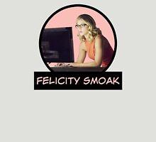 Felicity Smoak - Comic Book Text Unisex T-Shirt