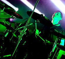 Enter Shikari - Rock City (Nottingham, UK) - 25th Oct 2011 (Image 12) by Ian Russell