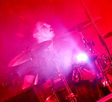 Enter Shikari - Rock City (Nottingham, UK) - 25th Oct 2011 (Image 25) by Ian Russell