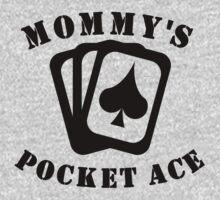 Mommy's Pocket Ace One Piece - Long Sleeve