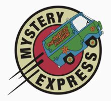 The Mystery Express Kids Tee