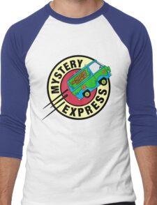 The Mystery Express Men's Baseball ¾ T-Shirt