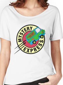 The Mystery Express Women's Relaxed Fit T-Shirt