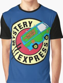 The Mystery Express Graphic T-Shirt