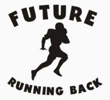 Future Running Back One Piece - Short Sleeve