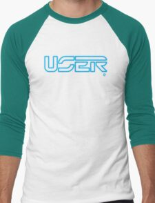 User (Light) Men's Baseball ¾ T-Shirt