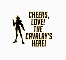 Tracer the cavalry's here! Unisex T-Shirt
