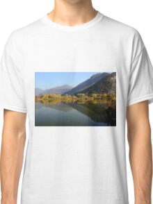 Reflections in the lake  Classic T-Shirt