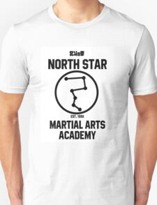North Star Martial Arts Academy, Hokuto No Ken Unisex T-Shirt