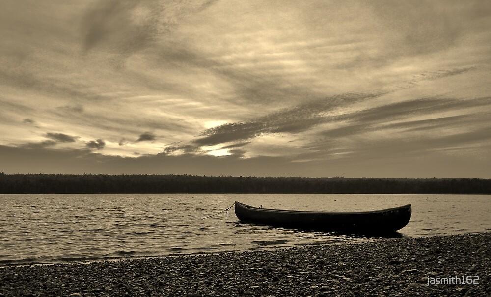 Quiet Canoe by jasmith162