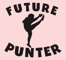 Future Punter One Piece - Short Sleeve