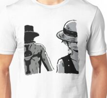 Brothers to the end Unisex T-Shirt