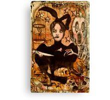 Cleopatra De Merode Canvas Print