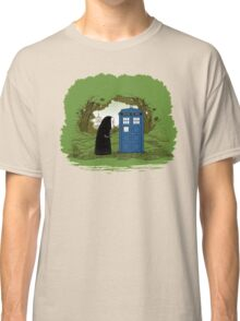 Curious Faceless Spirit Classic T-Shirt