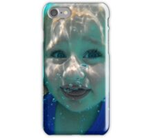 Swimmer iPhone Cover iPhone Case/Skin