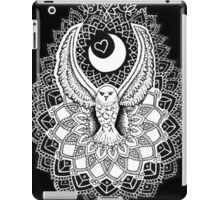 Luna Owl Mandala  iPad Case/Skin
