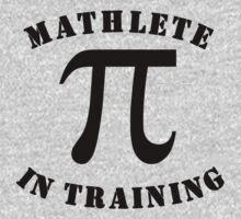 Mathlete In Training One Piece - Long Sleeve