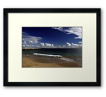 Bathers Beach, Fremantle, Western Australia Framed Print