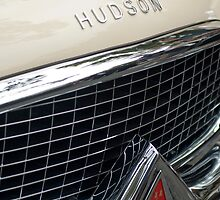 1954 Hudson Italia Touring Coupe Grille and Emblem by Jill Reger