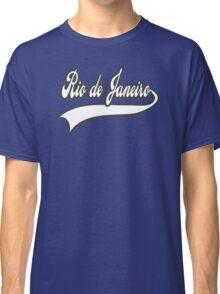 Rio de Janeiro - Brazil Classic T-Shirt